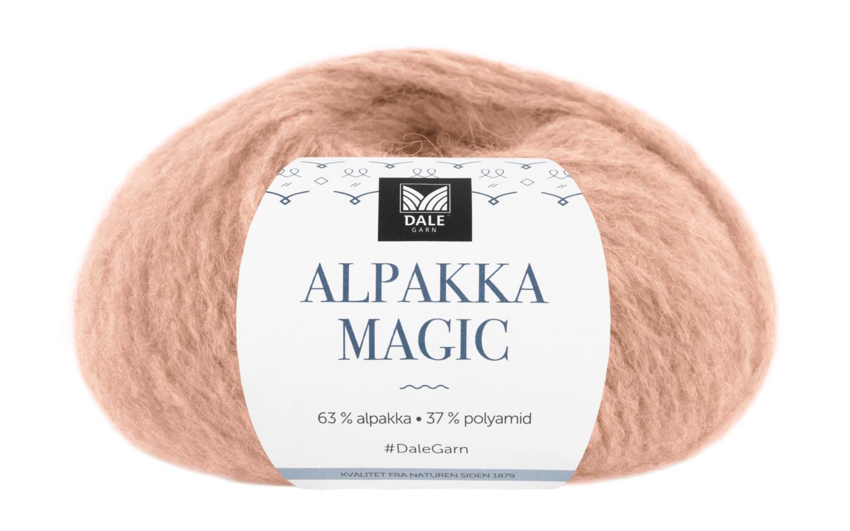 Alpakka Magic - Beige rose
