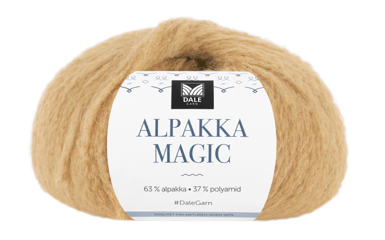 Alpakka Magic - Honninggul