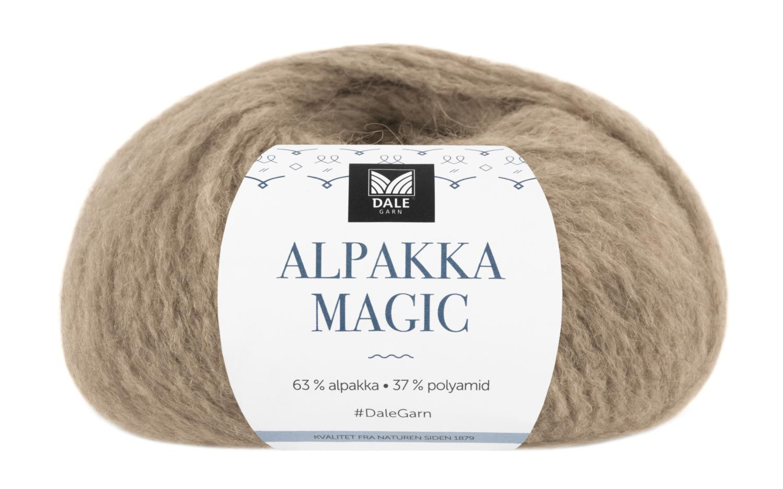 Alpakka Magic - Kamel