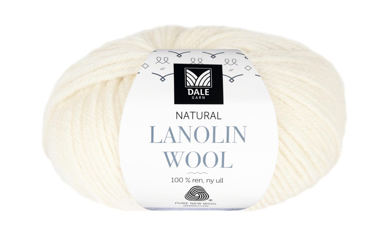 Lanolin Wool - Natur