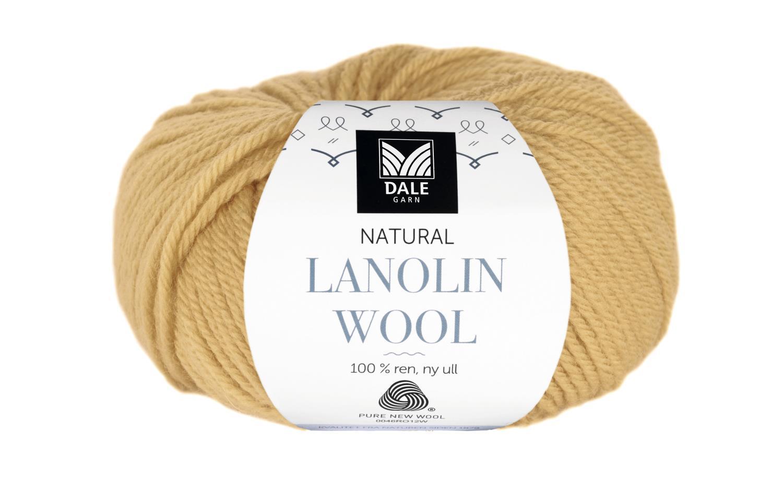 Lanolin Wool - Maisgul