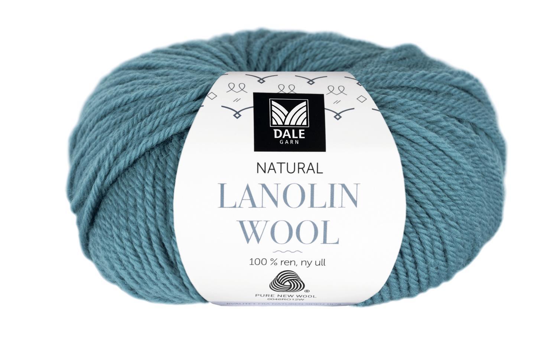 Lanolin Wool - Petrol