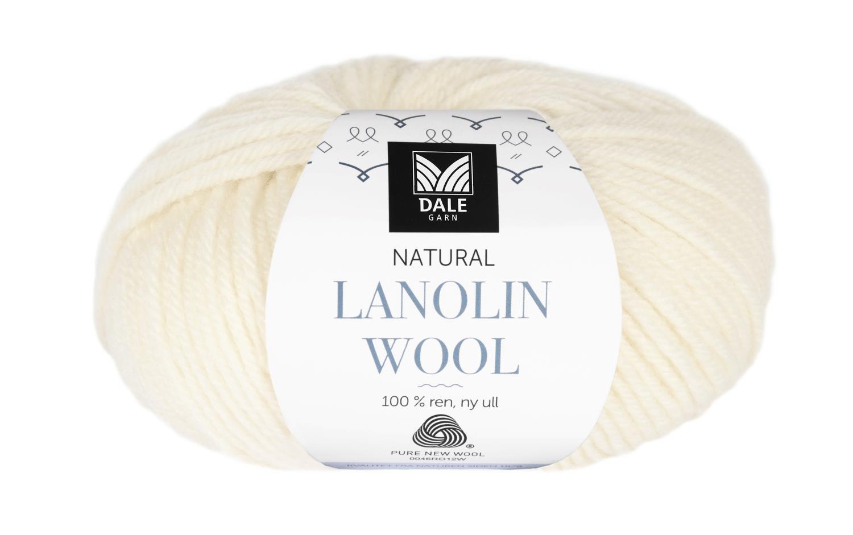 Lanolin Wool - Ubleket