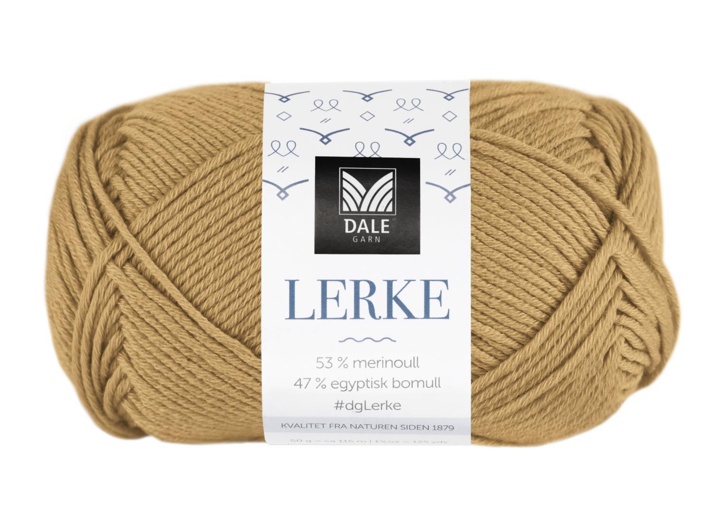 Lerke - Honninggul