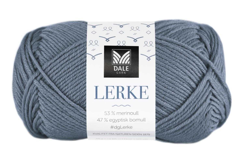 Lerke - Mørk jeansblå