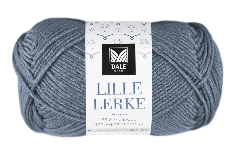 Lille Lerke - Mørk jeansblå