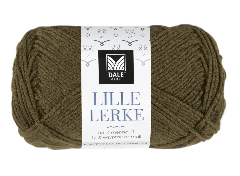 Lille Lerke - Skoggrønn
