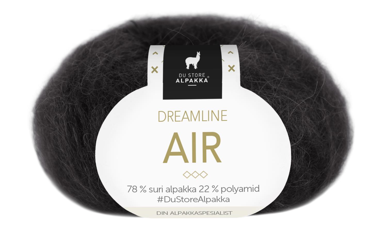 Dreamline Air - Svart