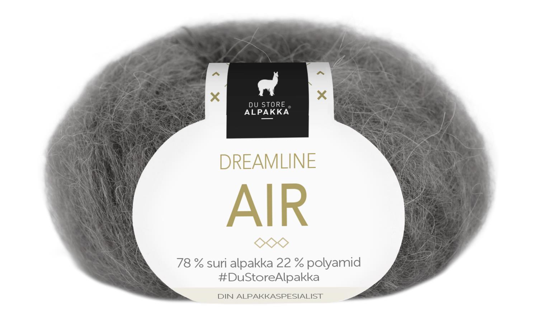 Dreamline Air - Antrasitt