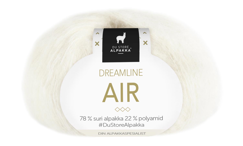 Dreamline Air - Hvit
