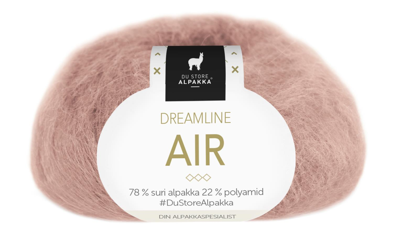 Dreamline Air - Pudder