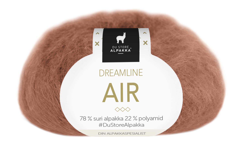 Dreamline Air - Terracotta