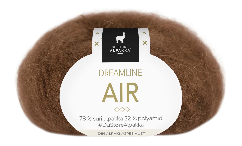 Dreamline Air - Varmbrun