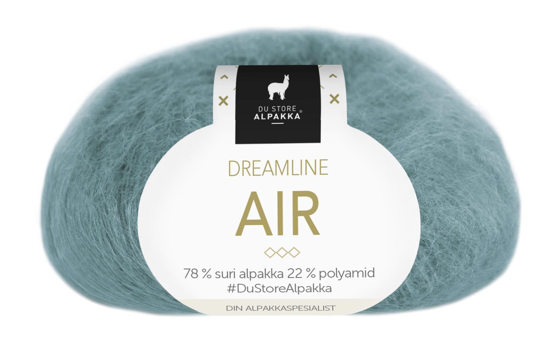 Dreamline Air - Aqua grønn