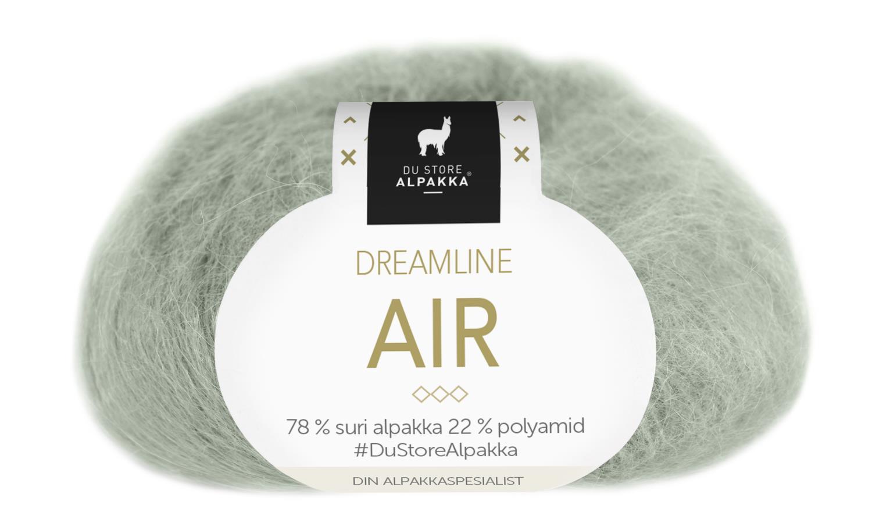 Dreamline Air - Støvgrønn