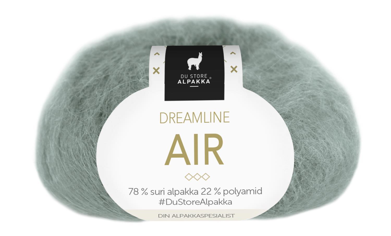 Dreamline Air - Dus grågrønn