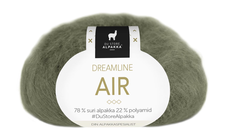 Dreamline Air - Armygrønn
