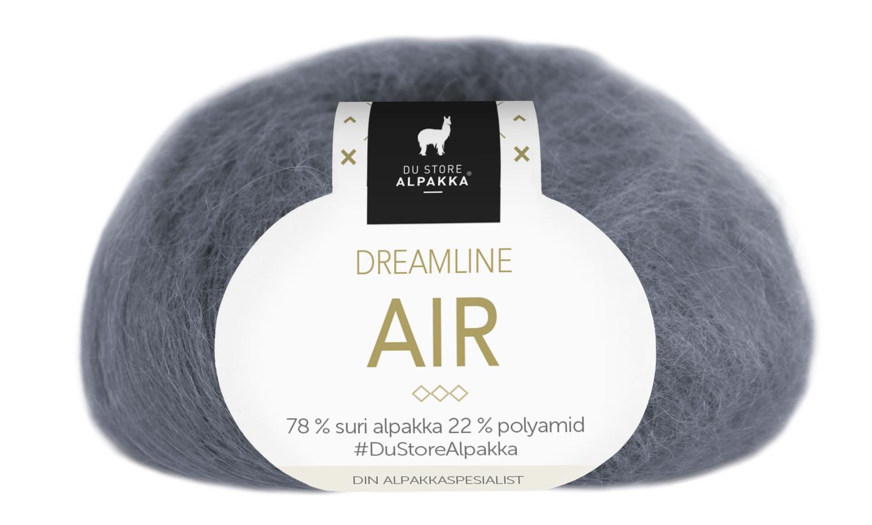 Dreamline Air Mørk gråblå