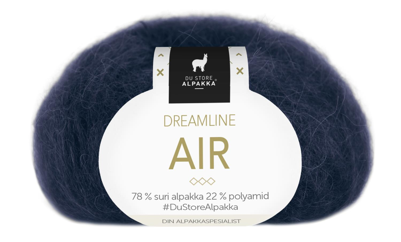 Dreamline Air Mørk marine