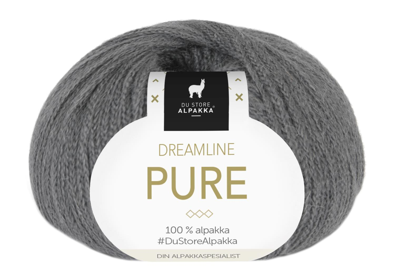 Dreamline Pure - Antrasitt