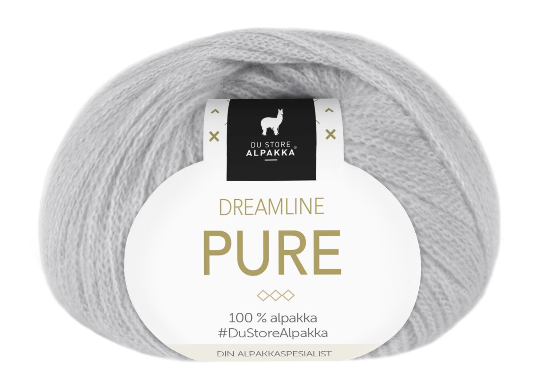 Dreamline Pure - Sølvgrå
