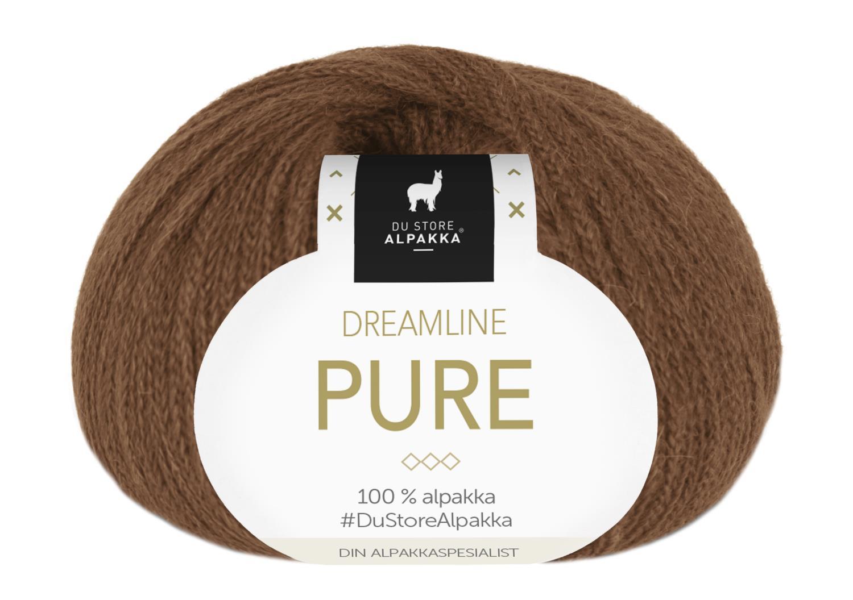 Dreamline Pure - Varmbrun