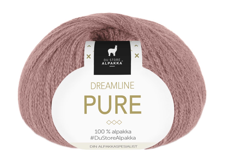 Dreamline Pure - Dus rose