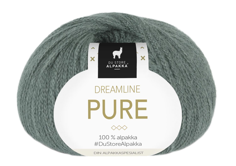 Dreamline Pure - Grågrønn