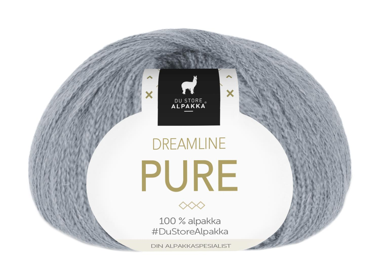 Dreamline Pure Dueblå