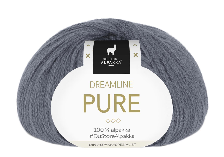 Dreamline Pure Mørk gråblå