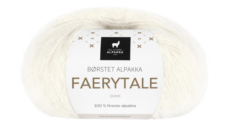Faerytale - Hvit