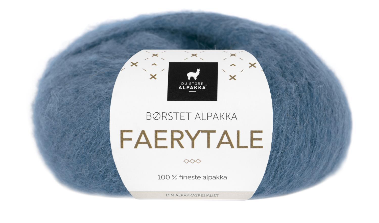Faerytale - Denimblå