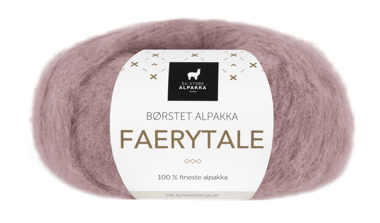 Faerytale - Støvet rose