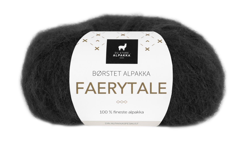 Faerytale - Svart