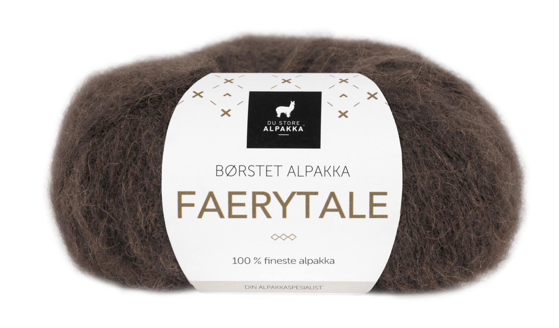 Faerytale - Mørk brun