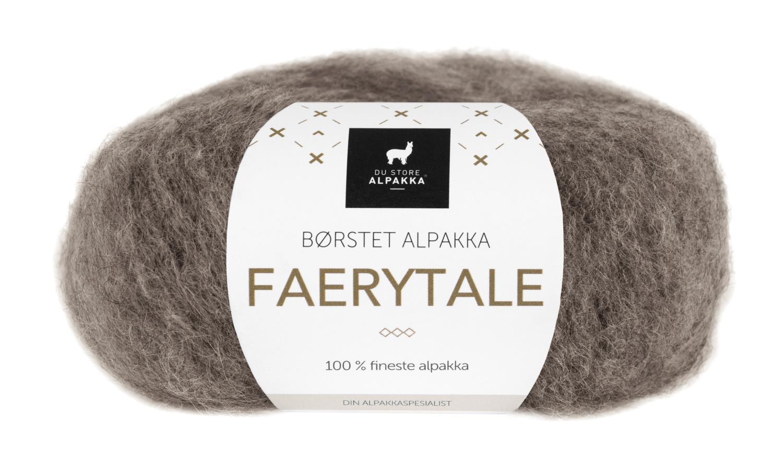 Faerytale - Brun melert