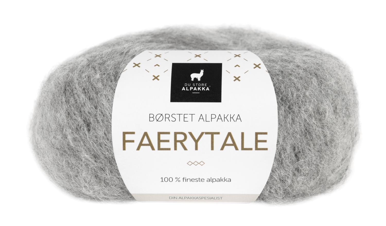 Faerytale - Lys grå