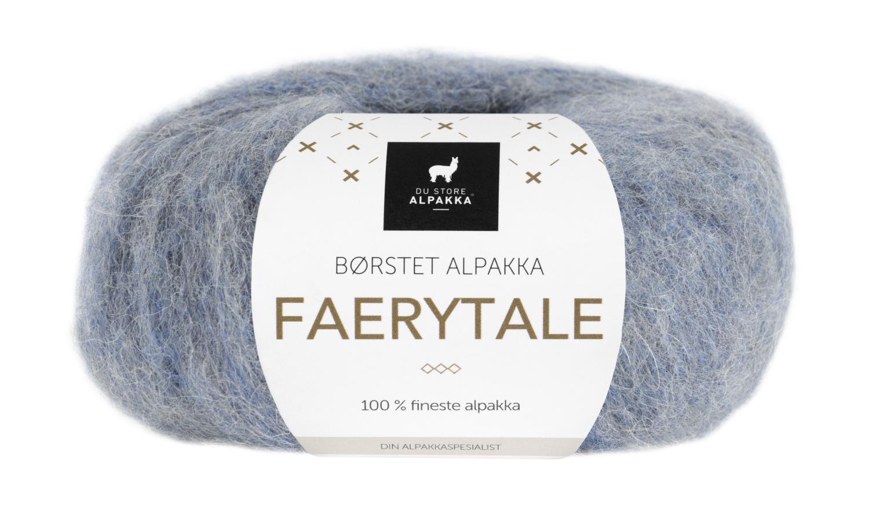 Faerytale - Gråblå