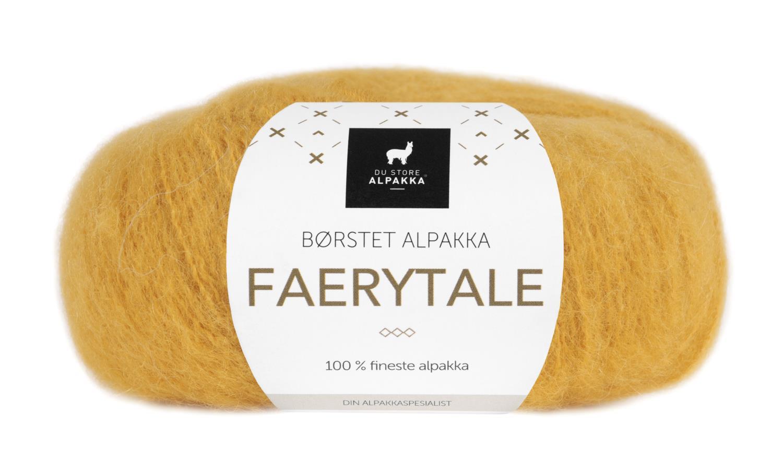Faerytale - Gullgul