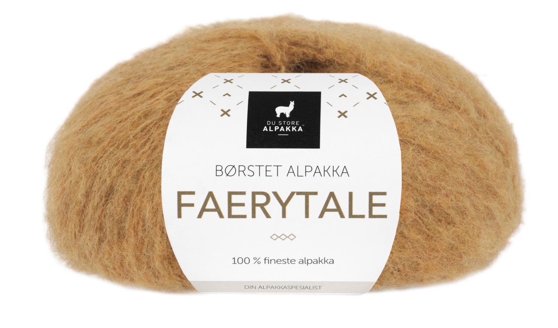 Faerytale - Gul melert
