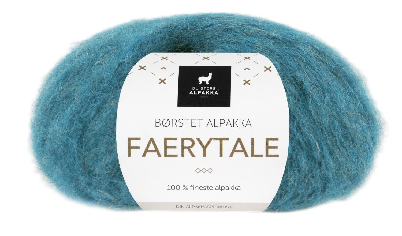 Faerytale - Turkis melert