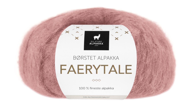 Faerytale - Varm rosa