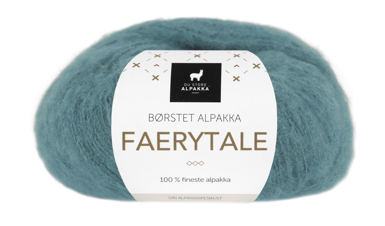 Faerytale - Aqua grønn