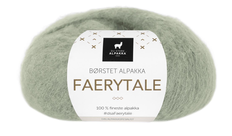 Faerytale - Støvet pistasj