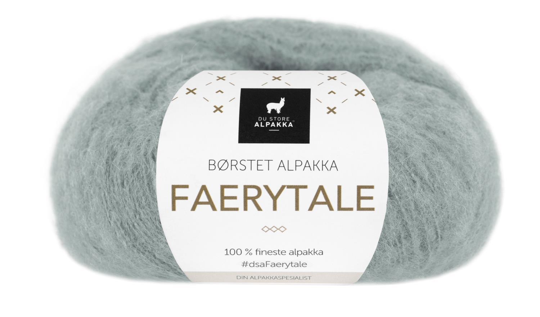 Faerytale - Støvet dueblå