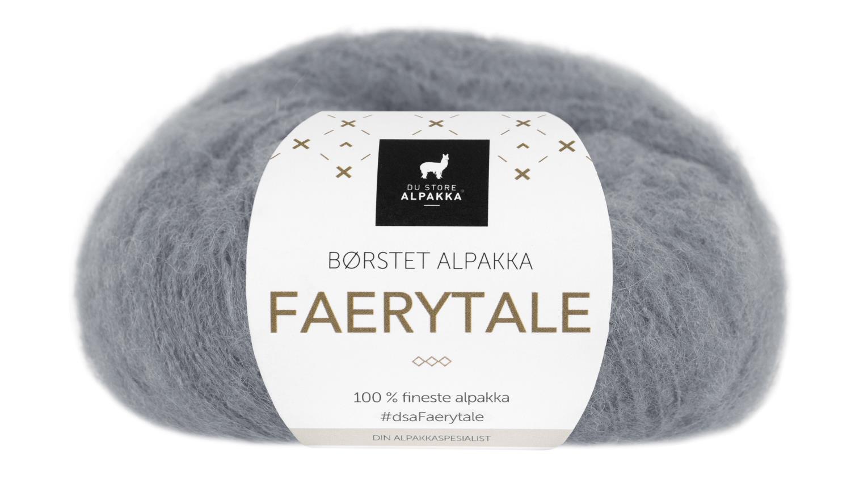 Faerytale Støvet - gråblå