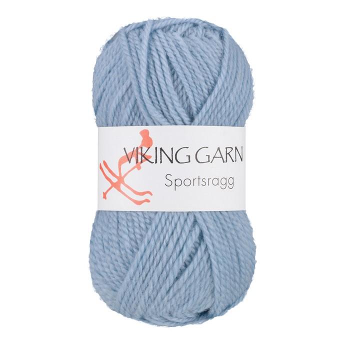 Viking Sportsragg Lys blå