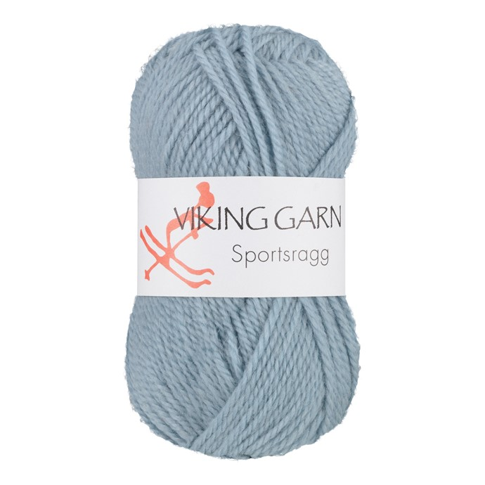 Viking Sportsragg Lys jeansblå