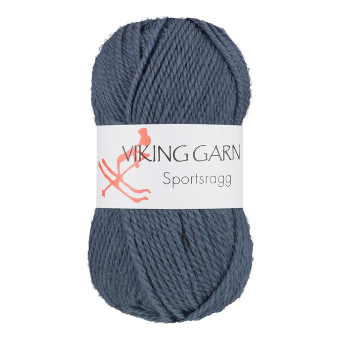 Viking Sportsragg Jeansblå