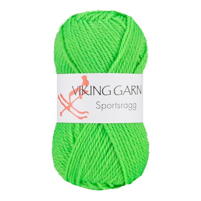 Viking Sportsragg Neongrønn